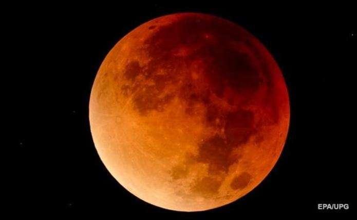 У листопаді великий Місяць і два метеорні потоки чекають землян