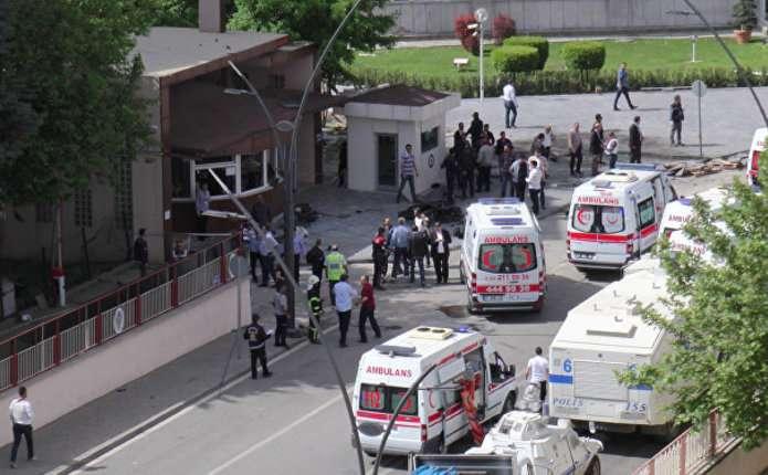 У Туреччині стався вибух, серед загиблих двоє дітей