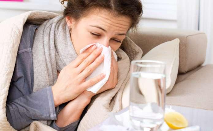 Що не бажано вживати при застуді