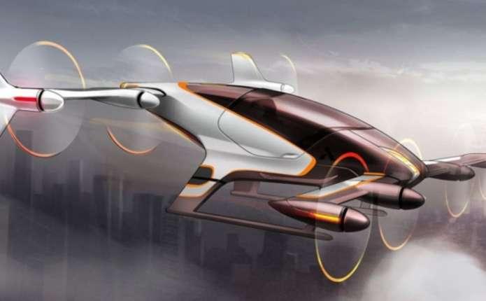 Airbus запустить виробництво літаючі таксі в 2020 році