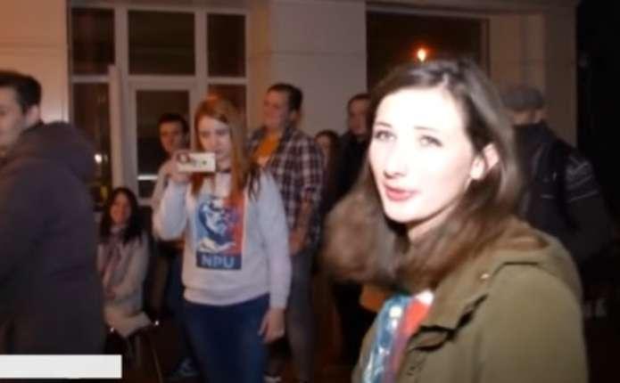 У Києві студенти захопили приміщення університету