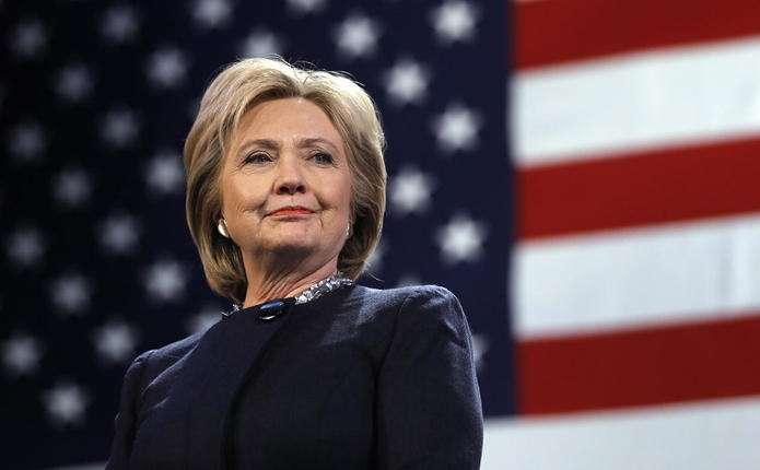 Хіларі Клінтон виграла перше голосування на виборах президента США