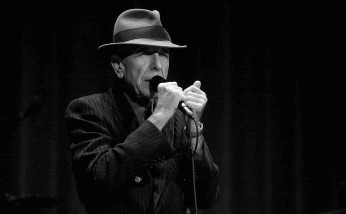 Помер легендарний канадський музикант Леонард Коен