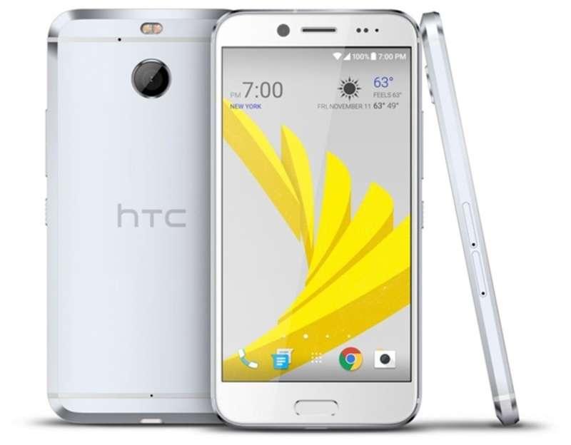 HTC показала топовий флагман Bolt без mini-jack