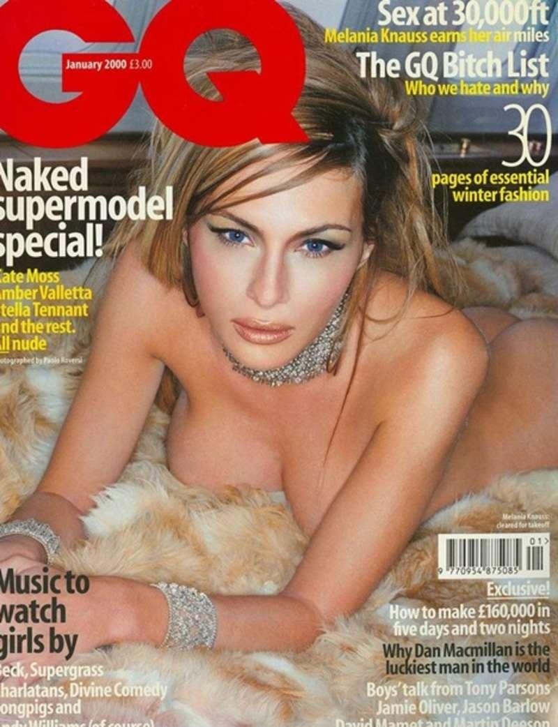 ЗМІ показали найкращі фото першої леді США