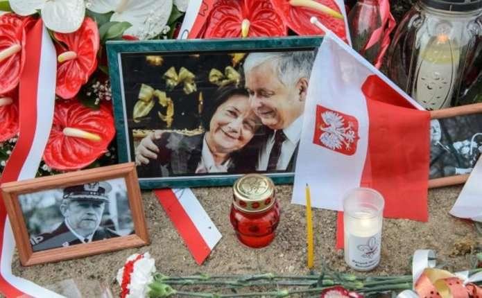У Польщі ексгумували останки колишнього президента Леха Качинського і його дружини