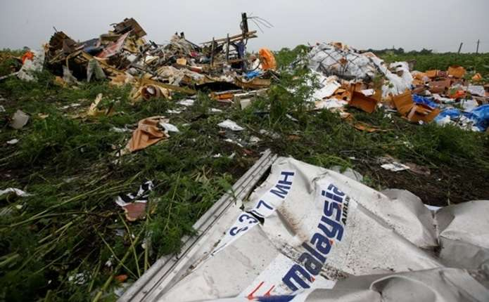 Встановлено імена 100 осіб, причетних до збиття Boeing-777 над Донбасом