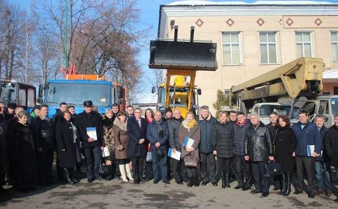 Делегація Чернівецької області відвідала Новоушівську громаду, що на Хмельниччині