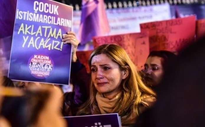 У Стамбулі протестують проти закону про згвалтування