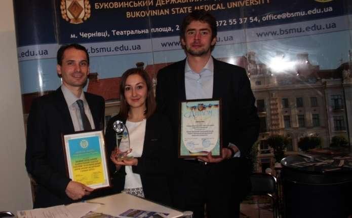 БДМУ отримав найвищу нагороду на міжнародній виставці
