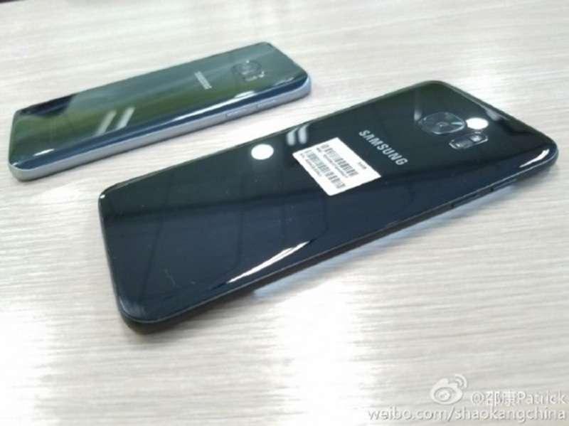 Компанія Samsung  представила на ринку Galaxy S7