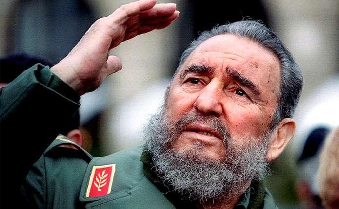 На 91-му році життя помер кубинський революціонер Фідель Кастро