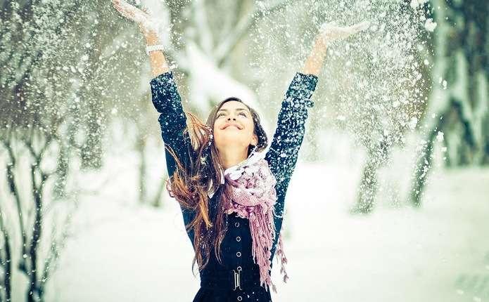 Як зимова погода впливає на людину