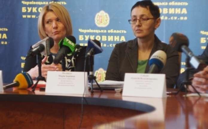 У Чернівецькій області зросла кількість захворюваності на гострі респіраторні інфекції