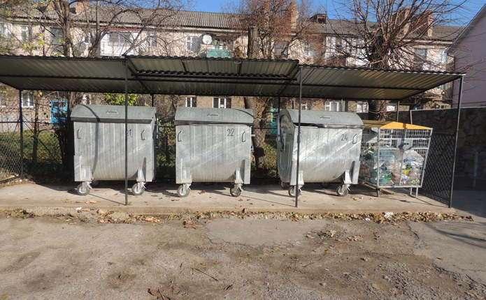 На Сокирянщині відправлятимуть спресовану ПЕТ-тару на переробку