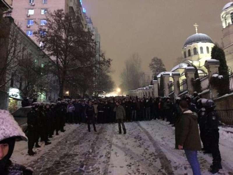 У Києві сталася бійка між ультрас і фанатами команди Бешикташ