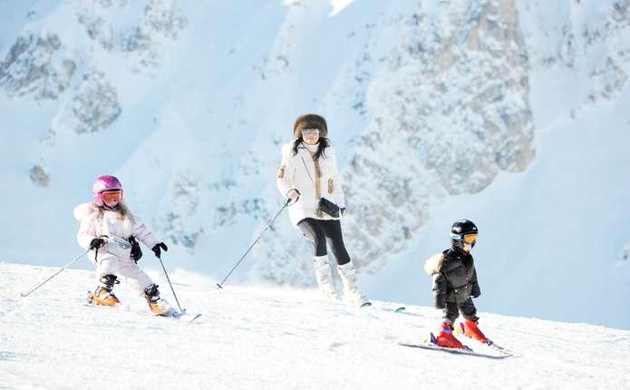 Можна відкривати сезон катання на лижах, сноубордах і сноутюбах