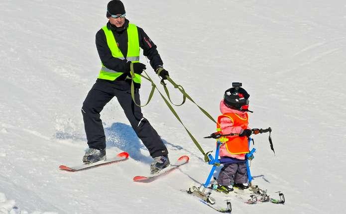 Чернівецький інструктор: Лижі та сноуборди нині в моді
