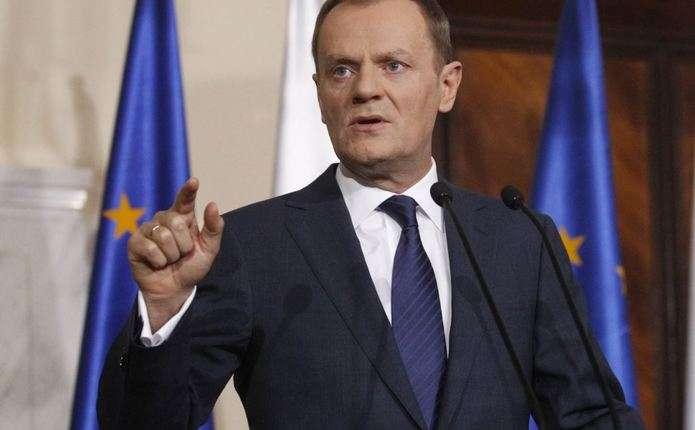 Туск закликав Європарламент прискорити надання Україні безвізу