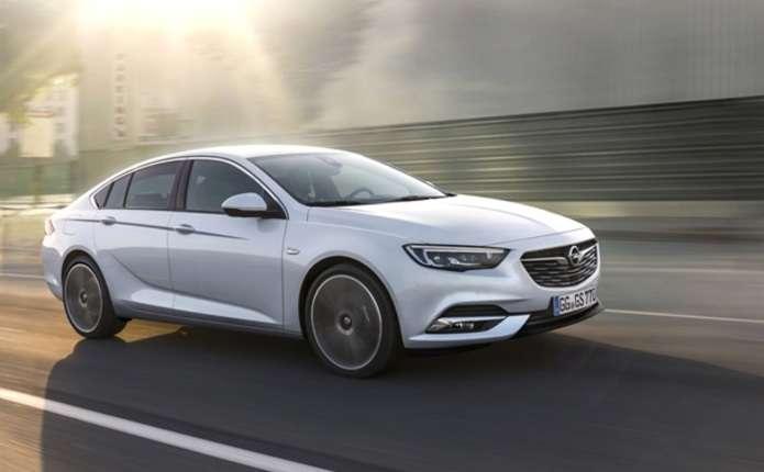 Opel представив новий Insignia 2017 року