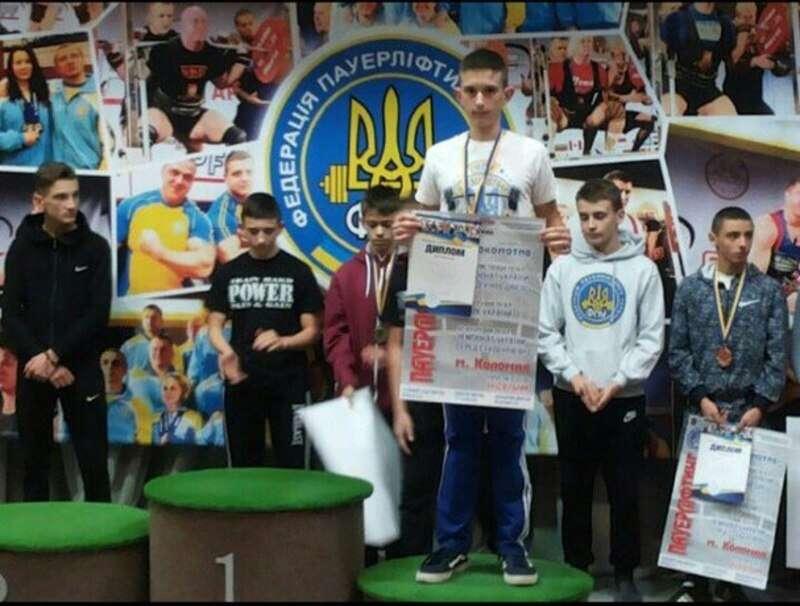 Пауерліфтери з Чернівців привезли 23 нагороди з всеукраїнських стартів