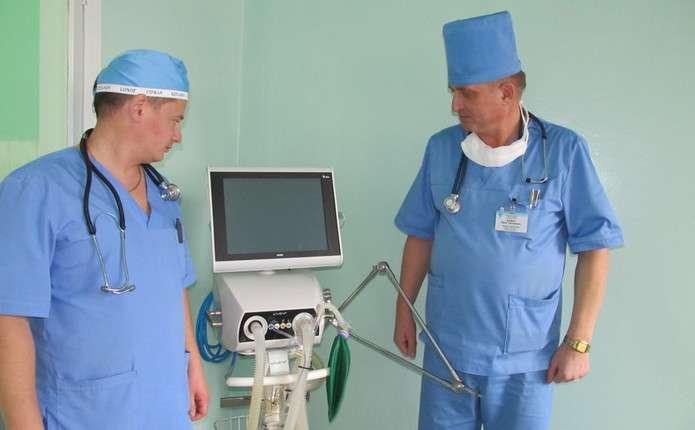 Чернівецька обласна лікарня отримала нові апарати