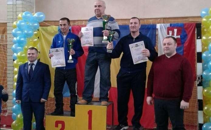 Чернівецькі борці привезли 4 медалі з всеукраїнського турніру
