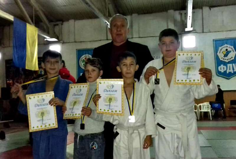 Учень Старожадівського НВК став чемпіоном України з дзюдо