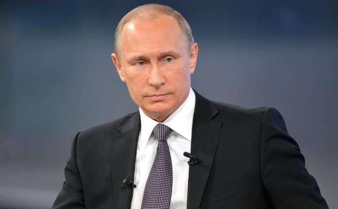 Путін вчетверте став найвпливовішою людиною світу за версією Forbes