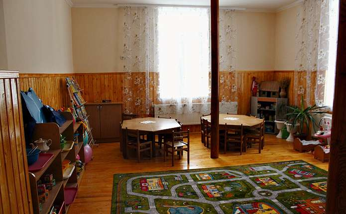 На Кіцманщині у селі Дубівці відкрили дошкільний навчальний заклад