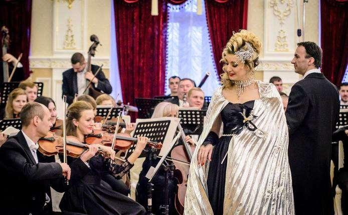 Диригент влаштує різдвяну подорож у світ казки для юних чернівчан та їхніх батьків