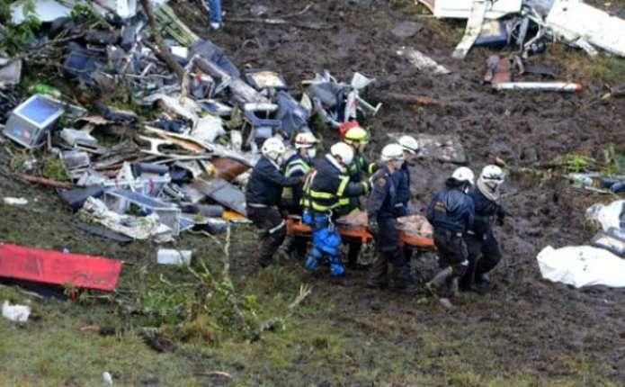 Знайшли винних у катастрофі літака з бразильськими футболістами