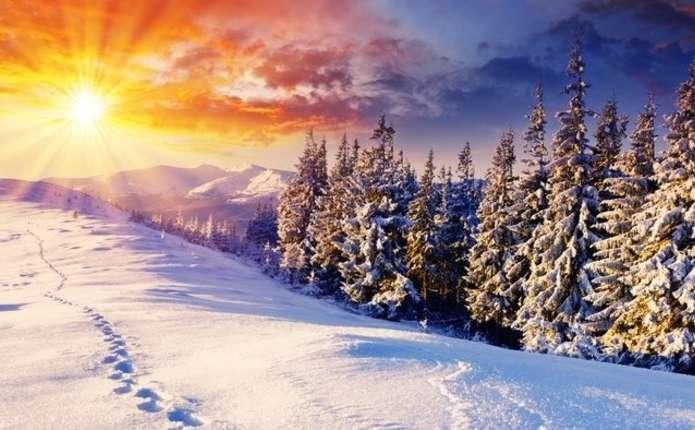 21 грудня - день зимового сонцестояння