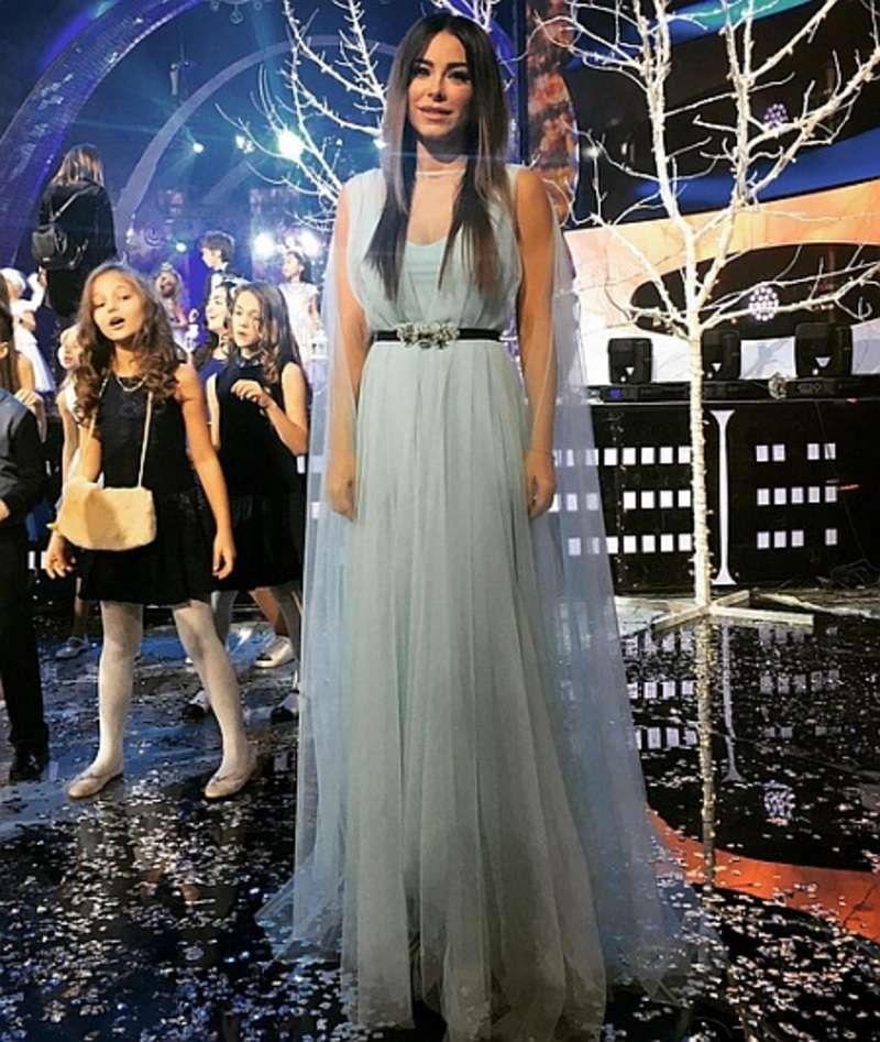 Ані Лорак похвалилася російською нагородою за стиль