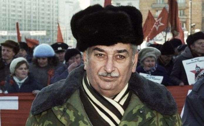 У Москві на вулиці помер онук Й.Сталіна