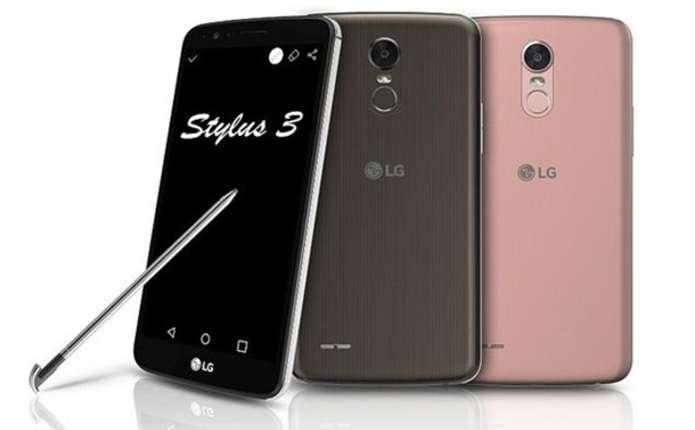 LG випустила новий смартфон зі стилусом