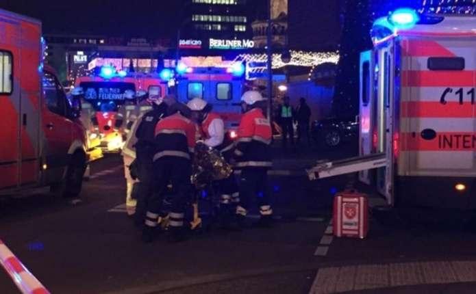 Поліція підтвердила, що під час теракту в Берліні загинув українець