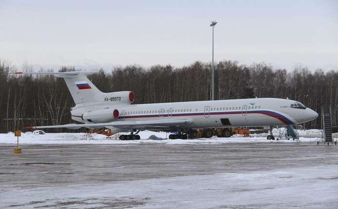 Катастрофа літака РФ: За попередніми даними, ніхто з пасажирів не вижив