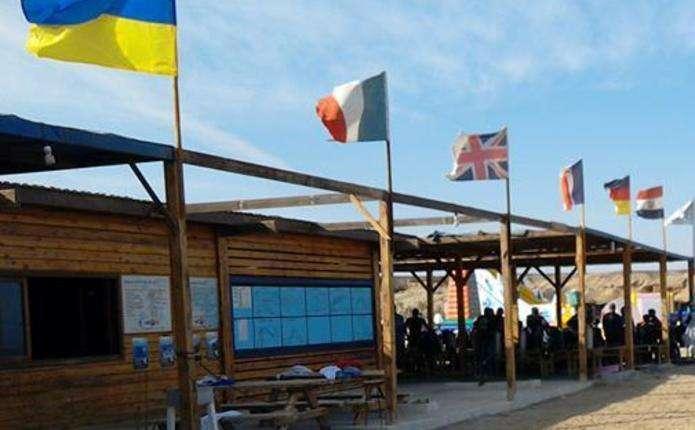На одному з відомих курортів Росію замінили Україною