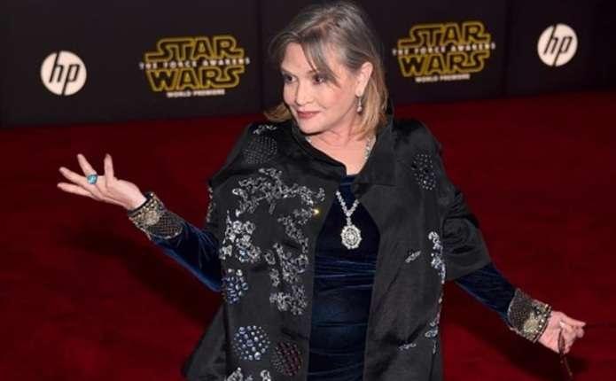Принцеса Лея із Зоряних воєн померла у лікарні