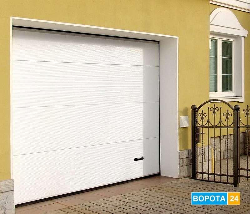 Порівняльна характеристика гаражних воріт ALUTECH і RYTERNA від vorota24.com.ua в Івано-Франківську