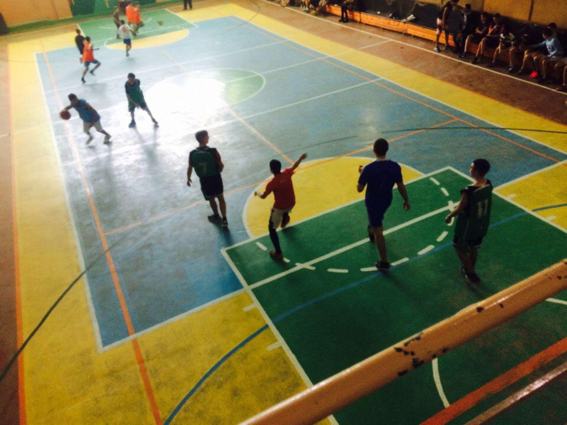 У Сторожинці відбувся турнір The Last Streetball Cup – 2016