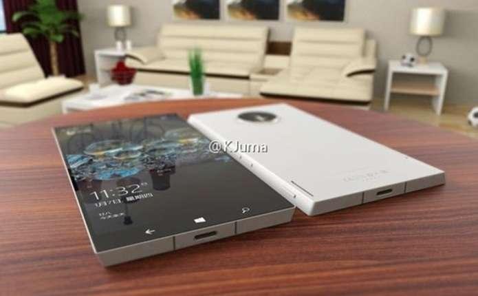 З'явилися перші фото нового смартфона Microsoft