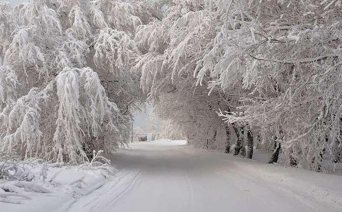 На Різдво Москва пережила найхолоднішу ніч за останні 125 років