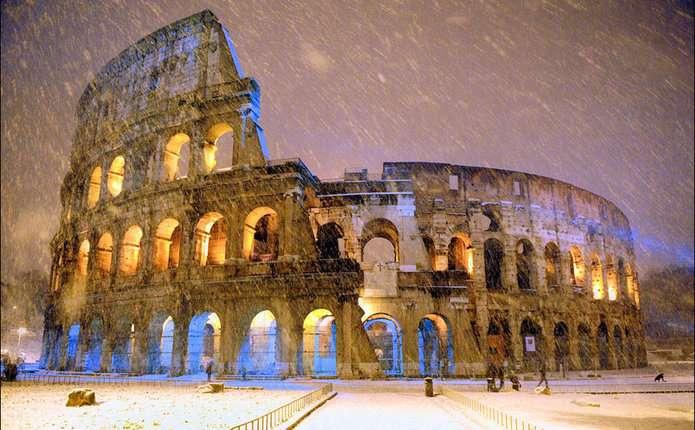В Європі від холодів загинуло понад 20 осіб