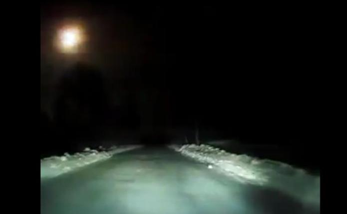 У небі над Росією вибухнув метеорит