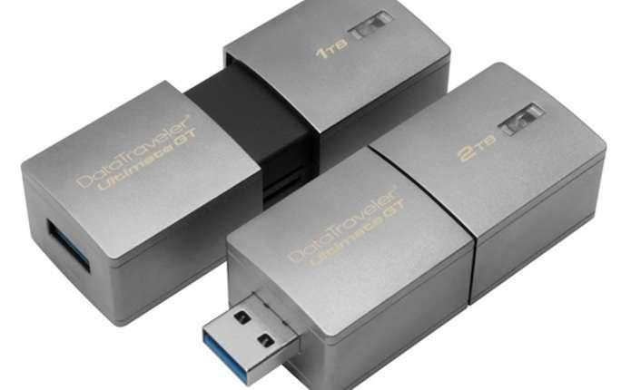 Kingston випустила наймісткішу USB-флешку