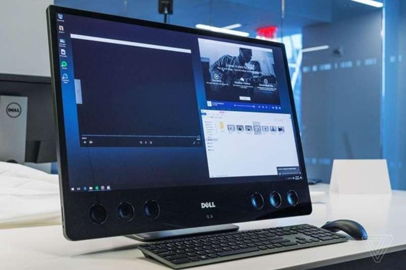 Представлений вбивця iMac від Dell