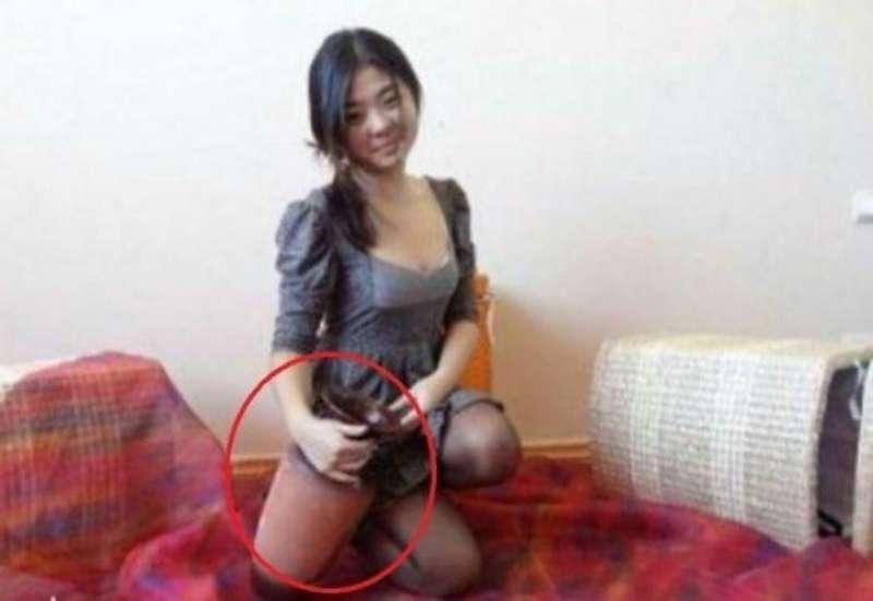 Нова оптична ілюзія про ноги сколихнула Інтернет