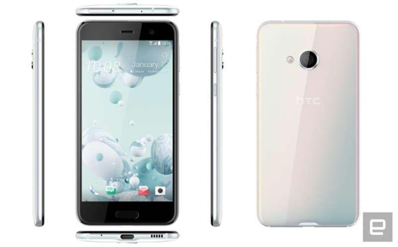 HTC представила нові смартфони U Ultra і U Play